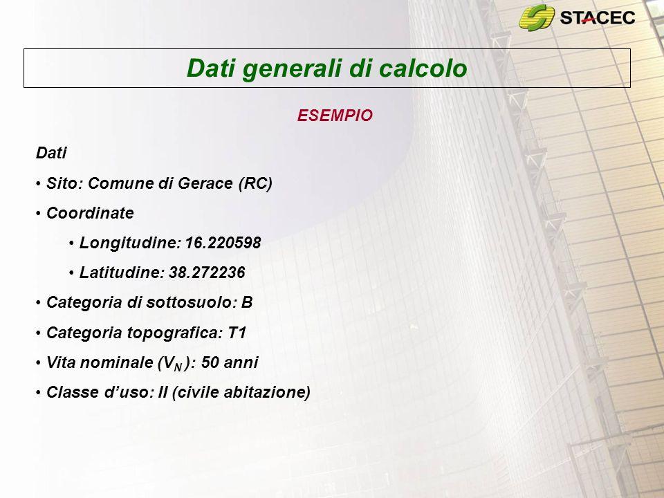 Dati generali di calcolo a cura di michele vinci ppt - Esempio calcolo detrazione 50 ristrutturazioni ...