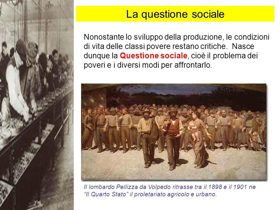 La questione sociale