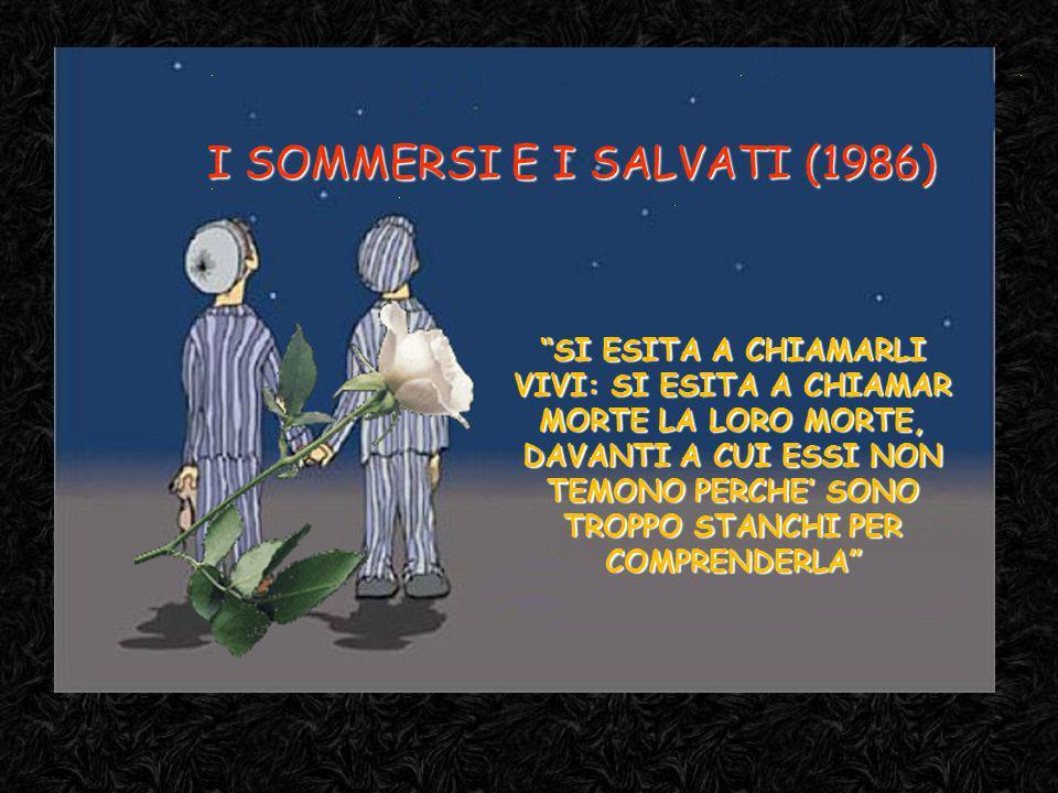 I SOMMERSI E I SALVATI (1986)