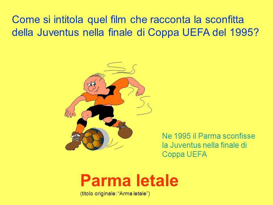 Parma letale (titolo originale: Arma letale )