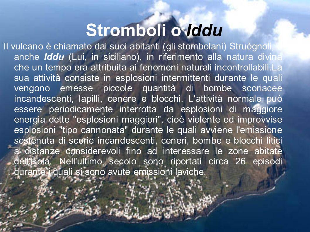 Stromboli o Iddu