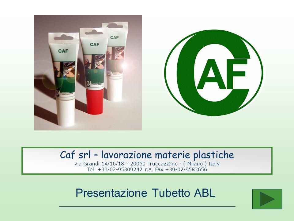 Presentazione Tubetto ABL