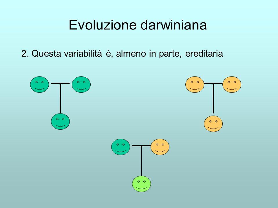 Evoluzione darwiniana