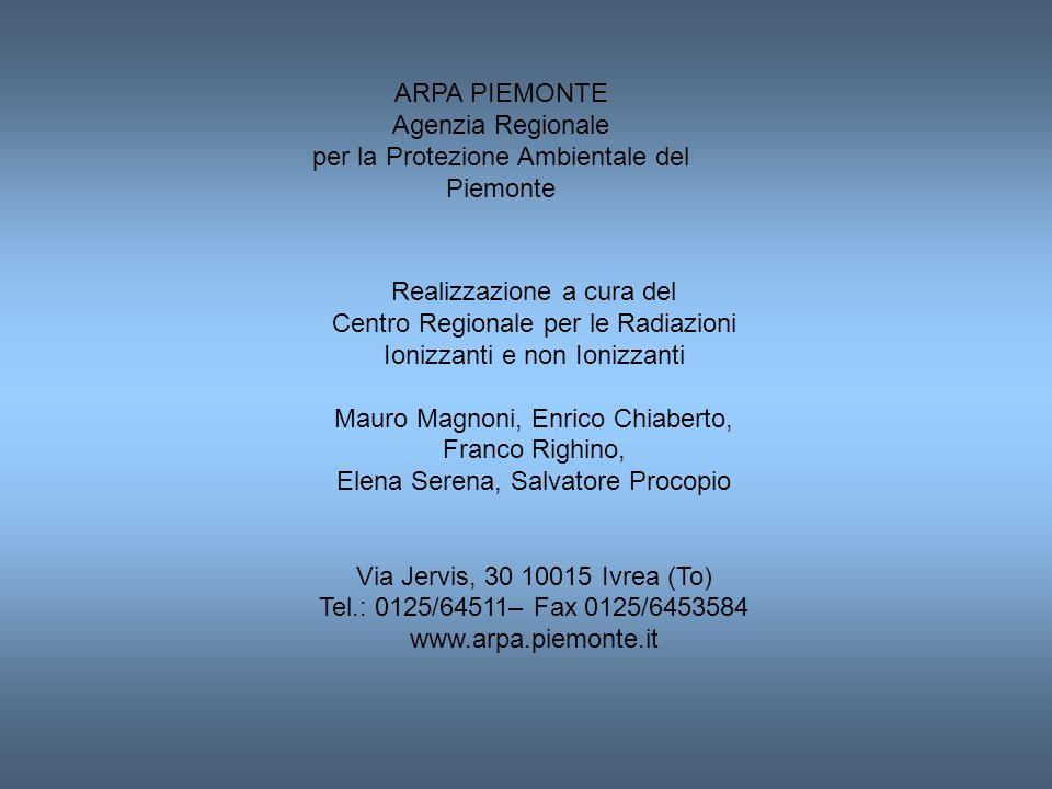 per la Protezione Ambientale del Piemonte