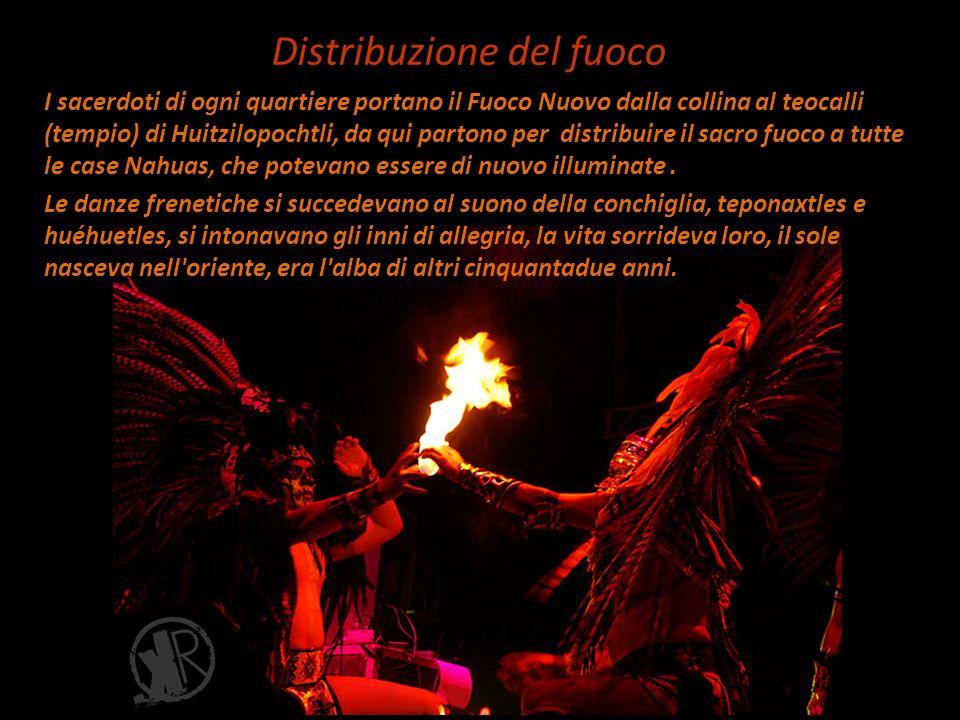 Distribuzione del fuoco