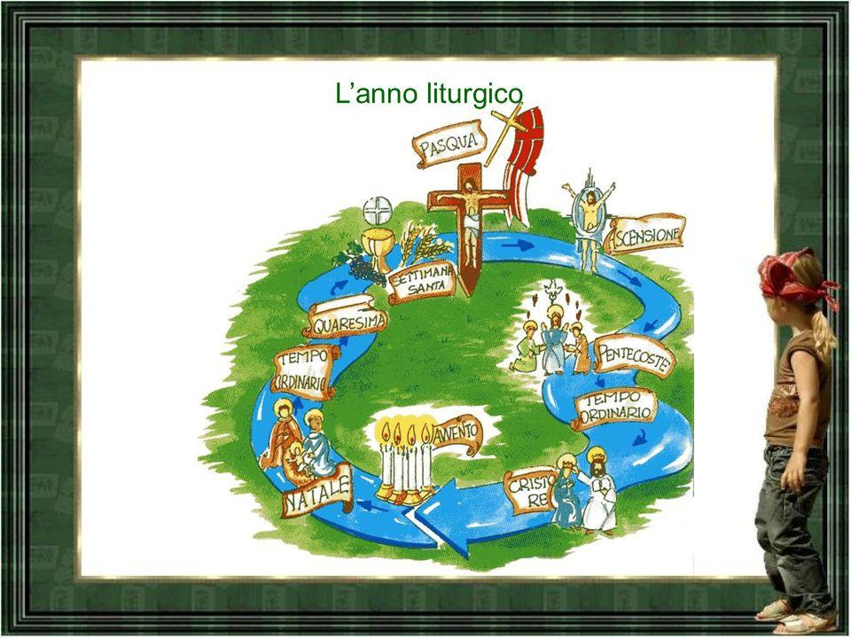 L'anno liturgico