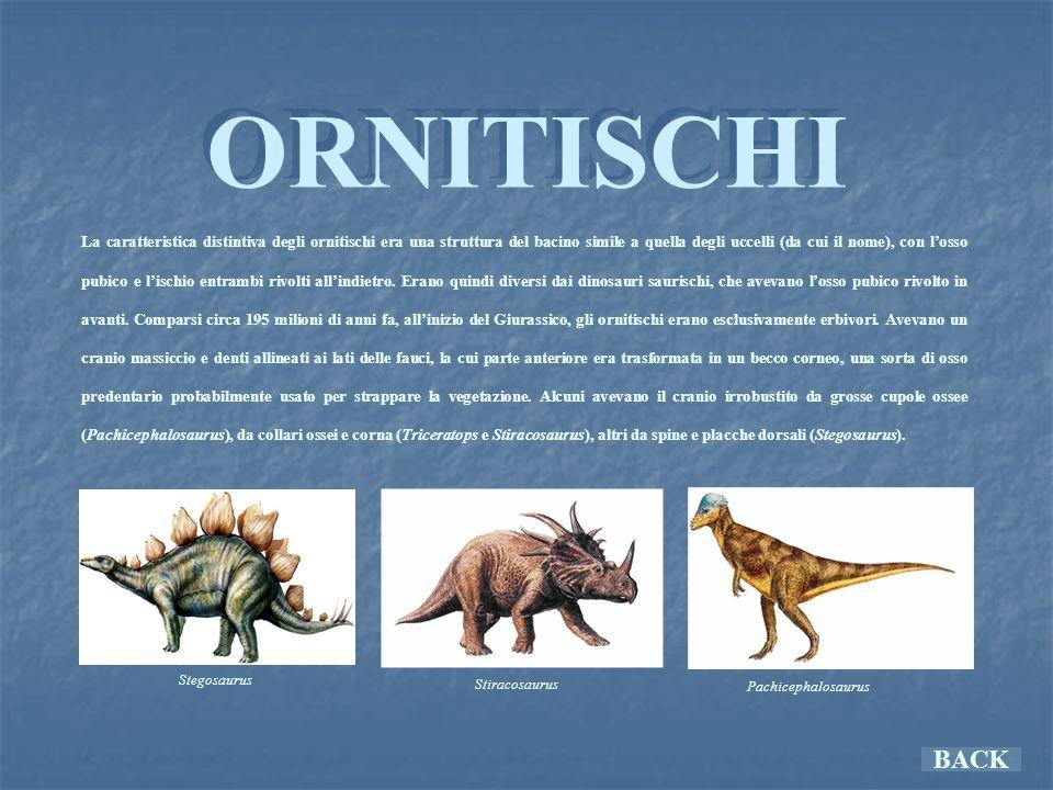 ORNITISCHI