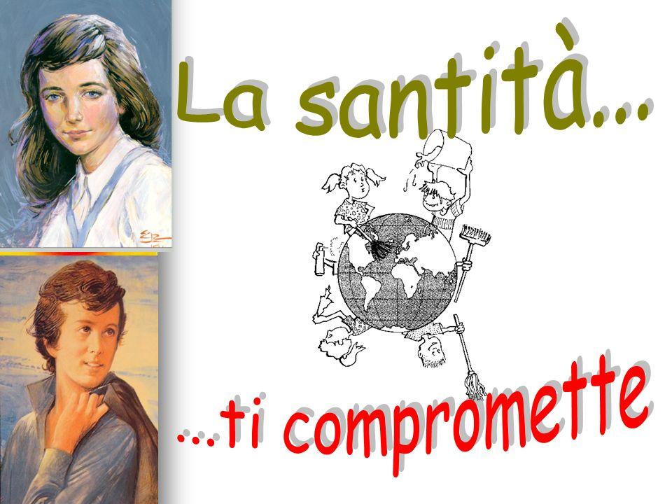 La santità... ...ti compromette