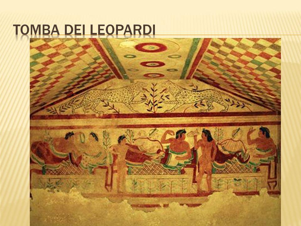 Tomba dei leopardi