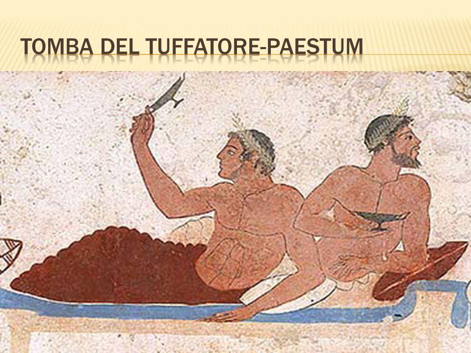Tomba del tuffatore-paestum