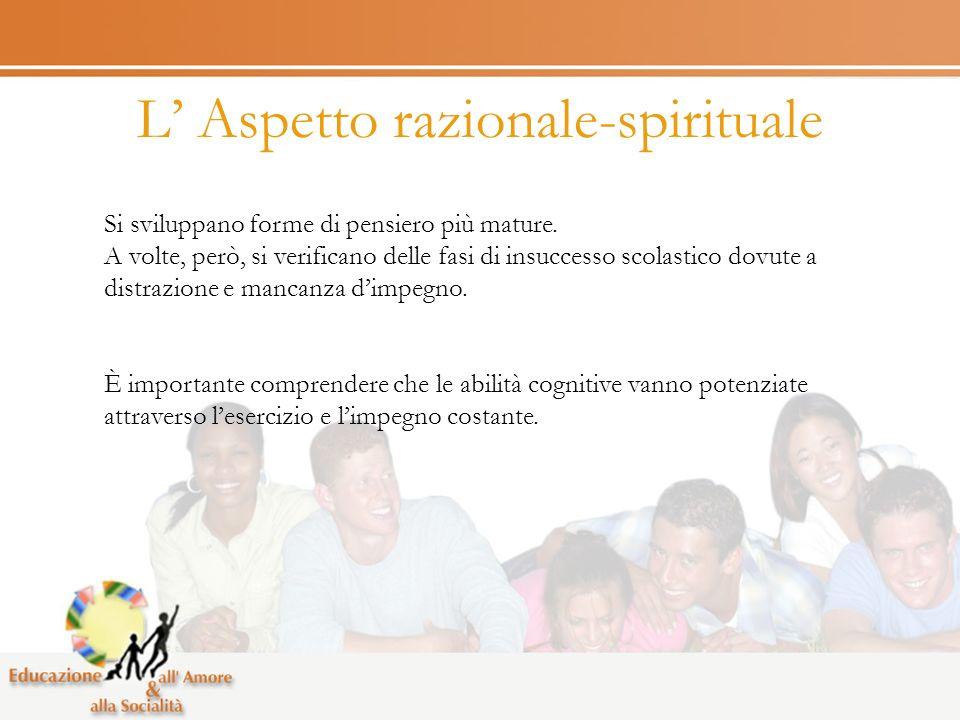 L' Aspetto razionale-spirituale