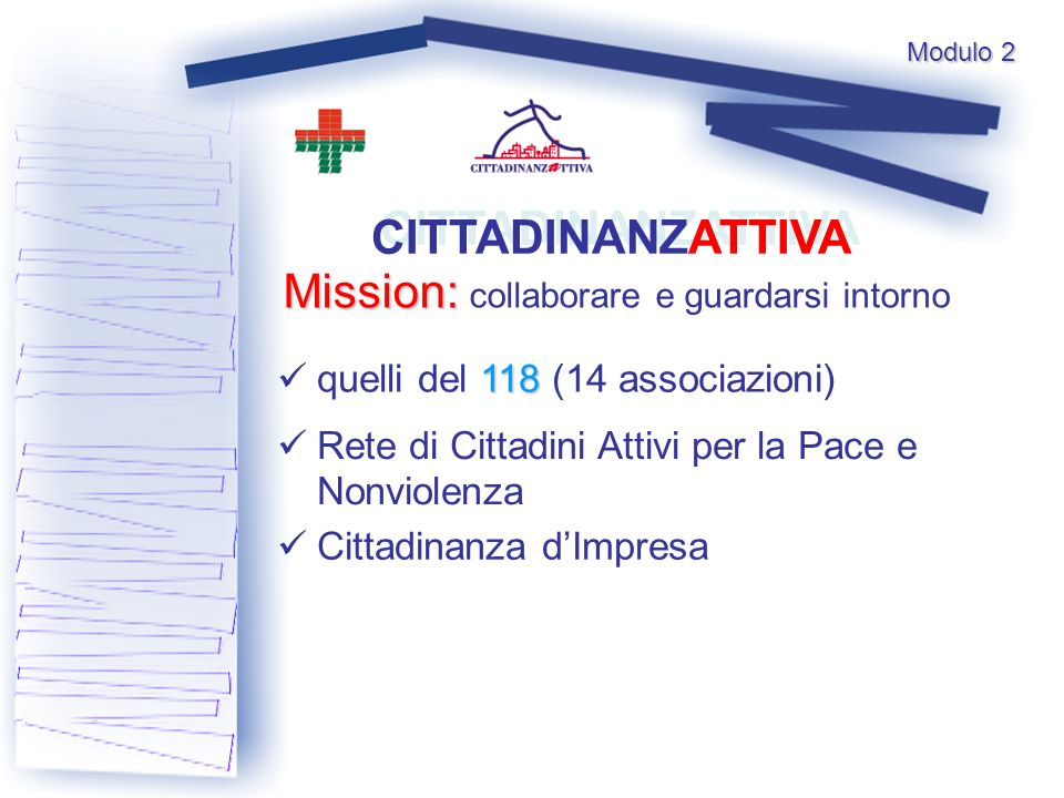 Mission: collaborare e guardarsi intorno