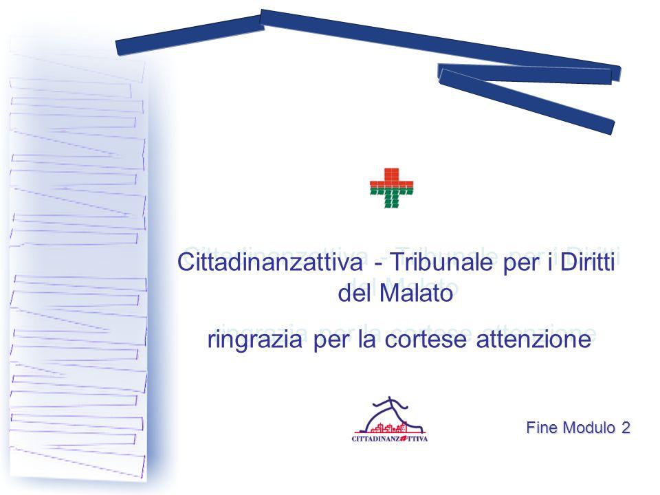 Cittadinanzattiva - Tribunale per i Diritti del Malato
