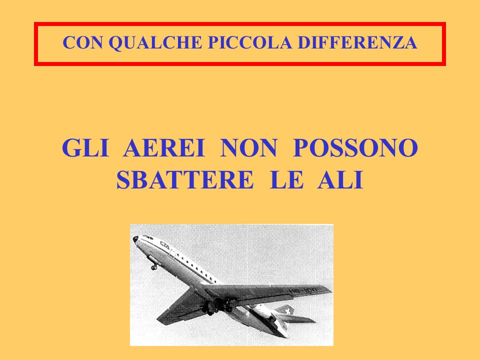 CON QUALCHE PICCOLA DIFFERENZA