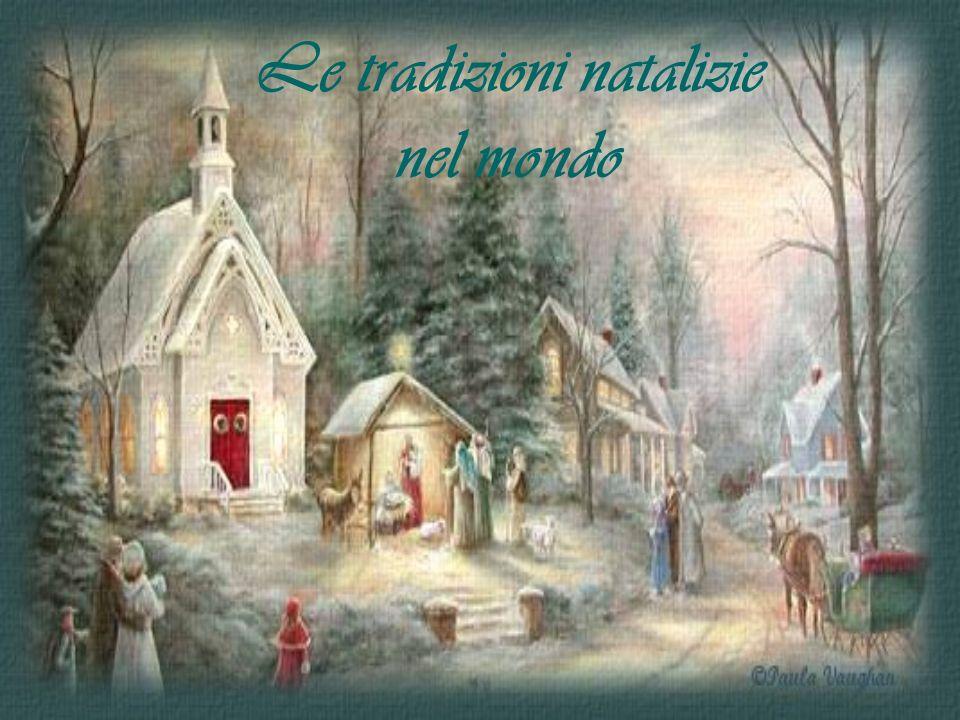 Le tradizioni natalizie nel mondo