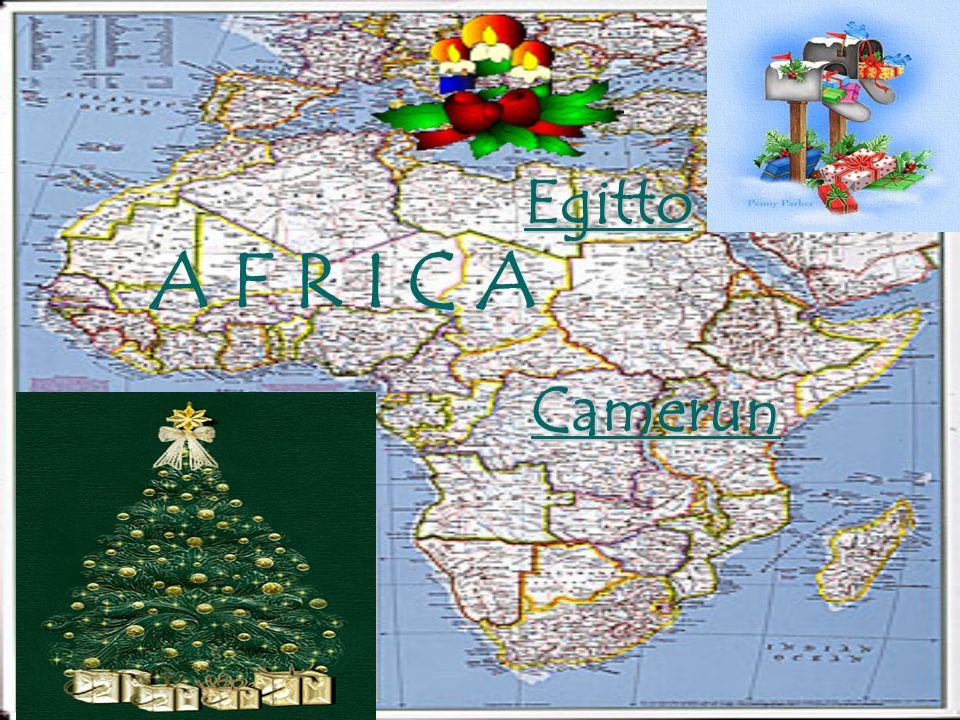 Egitto A F R I C A Camerun