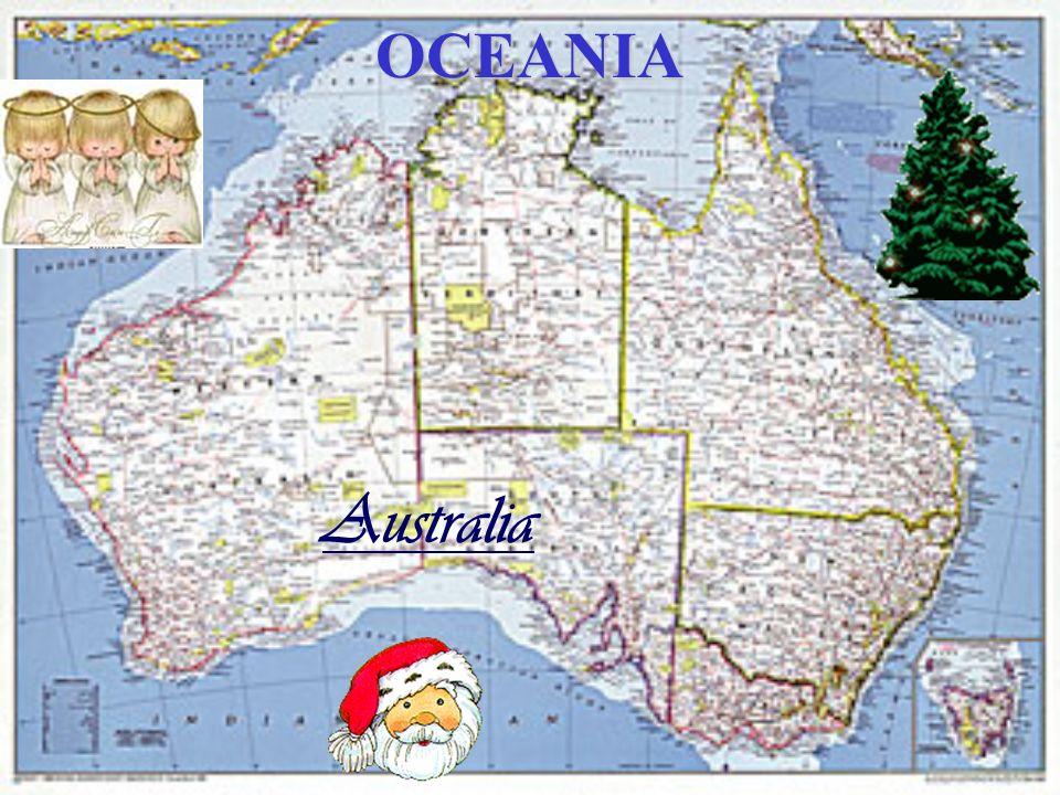 OCEANIA Australia