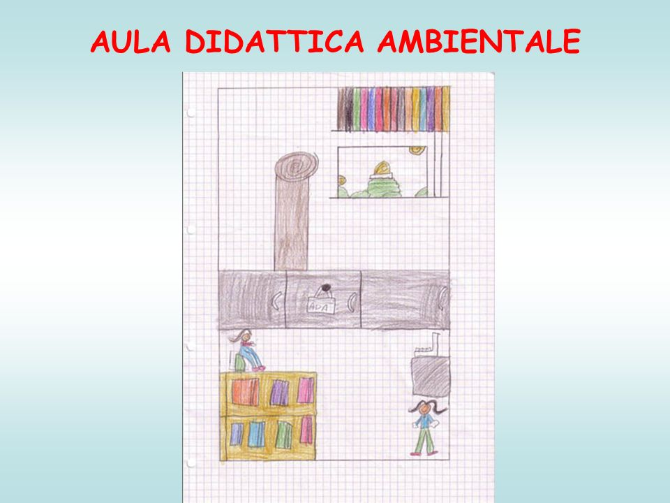 AULA DIDATTICA AMBIENTALE