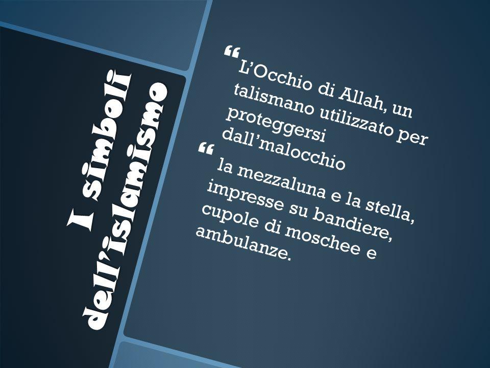 I simboli dell'islamismo