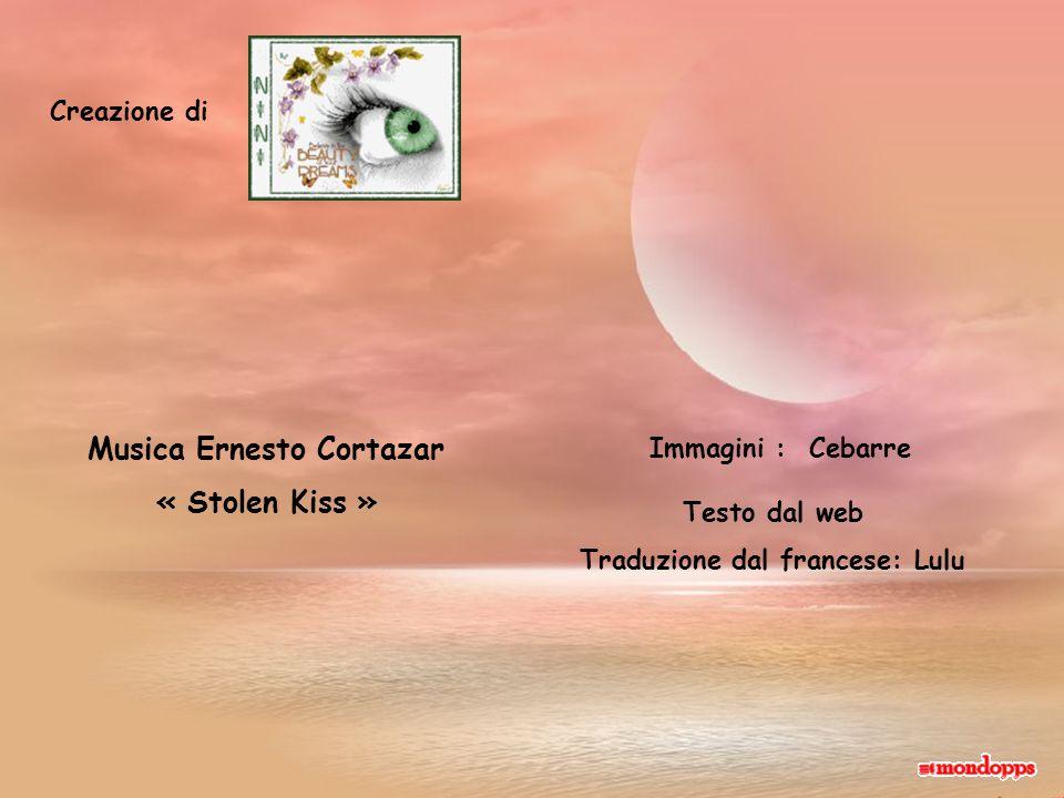 Musica Ernesto Cortazar Traduzione dal francese: Lulu