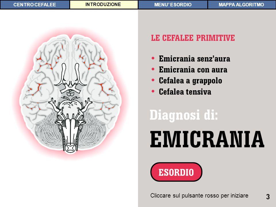 Diagnosi di: EMICRANIA