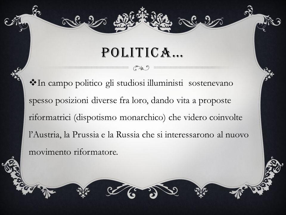 POLITICA…