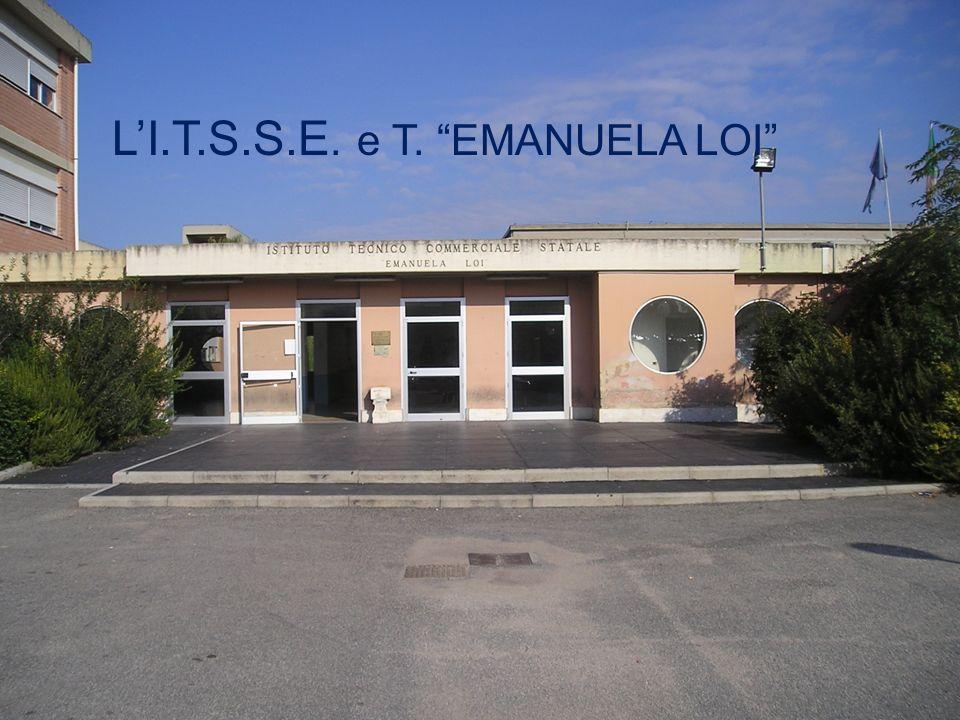 L'I.T.S.S.E. e T. EMANUELA LOI