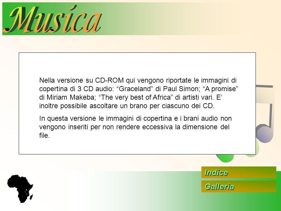 Musica Indice Galleria