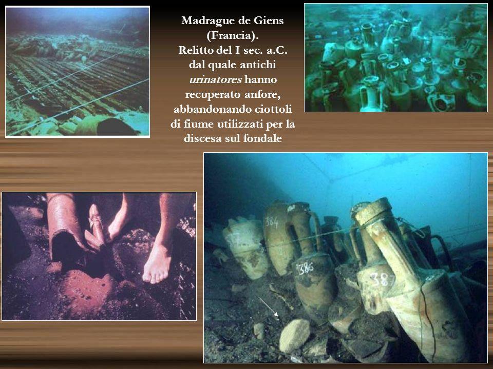 Madrague de Giens (Francia).