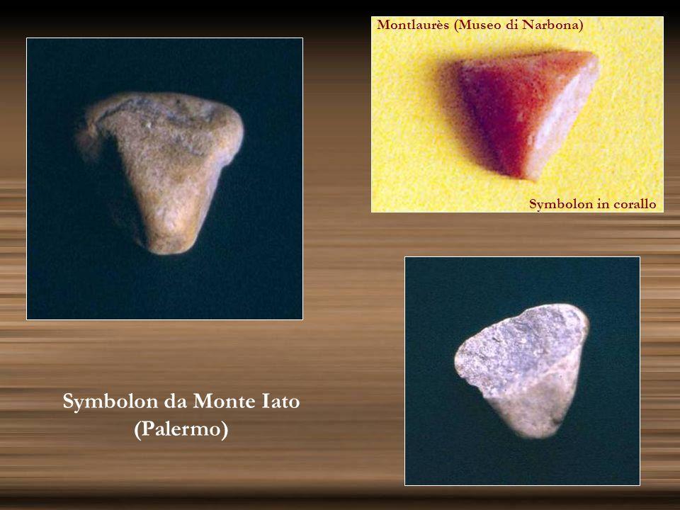 Symbolon da Monte Iato (Palermo)