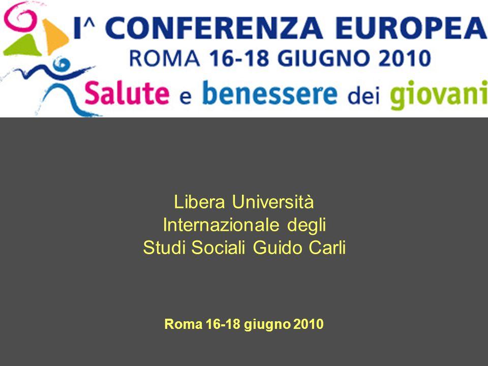 Libera Università Internazionale degli Studi Sociali Guido Carli