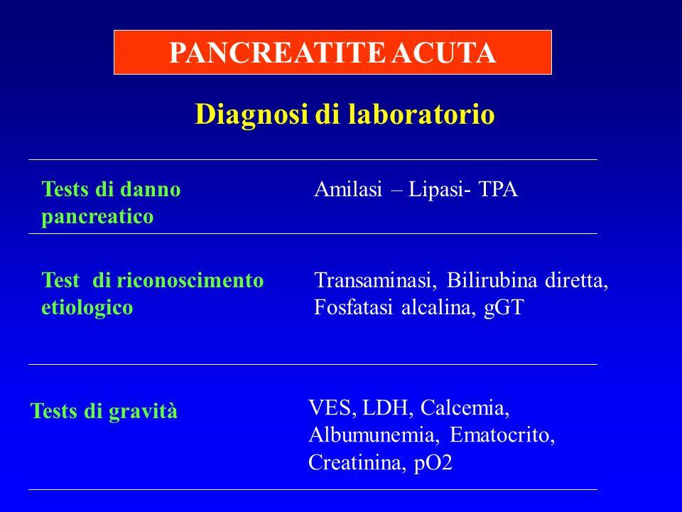 Diagnosi di laboratorio