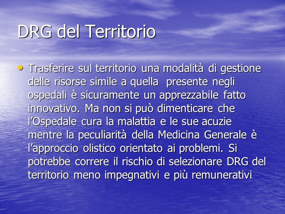 DRG del Territorio