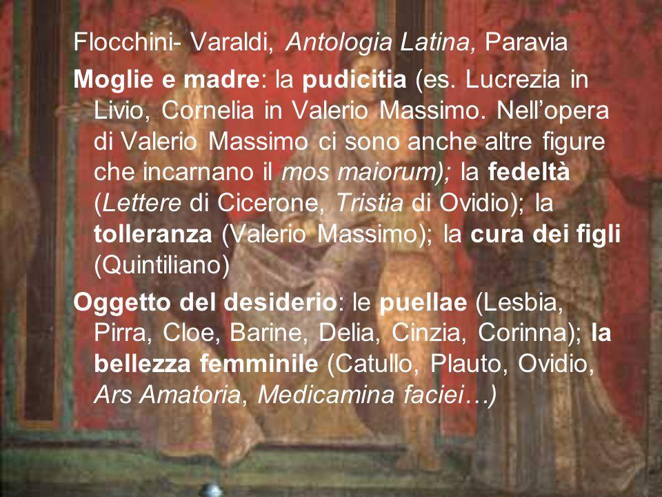 Flocchini- Varaldi, Antologia Latina, Paravia