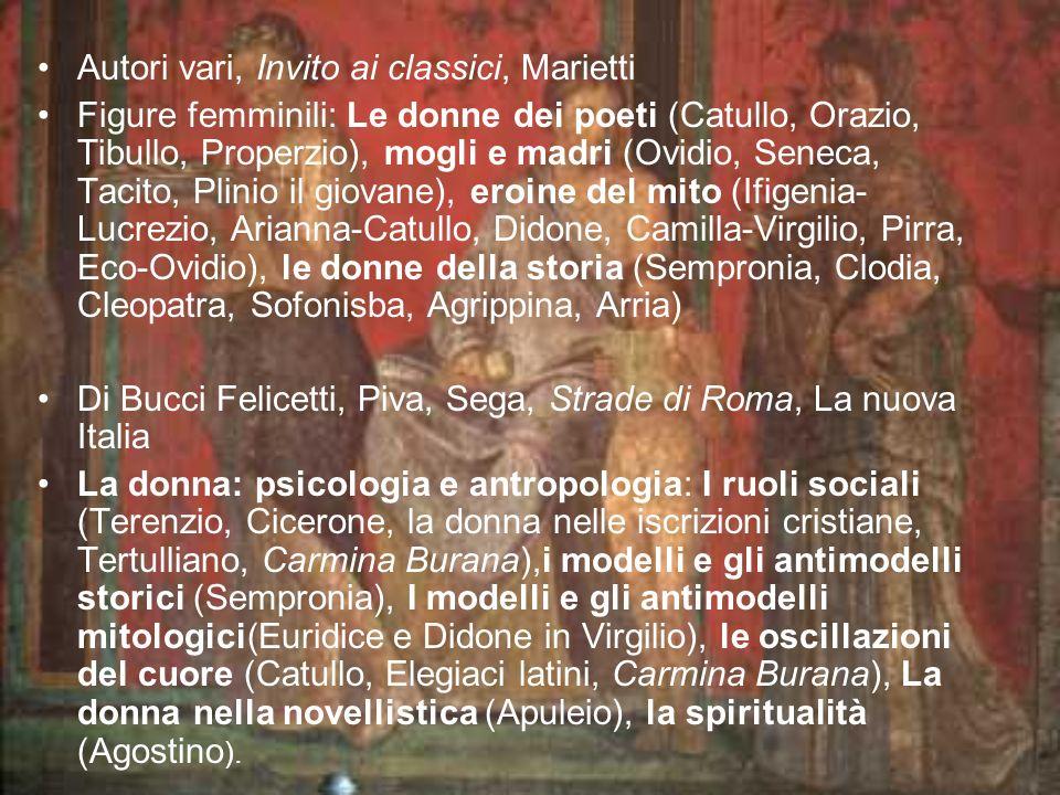 Autori vari, Invito ai classici, Marietti