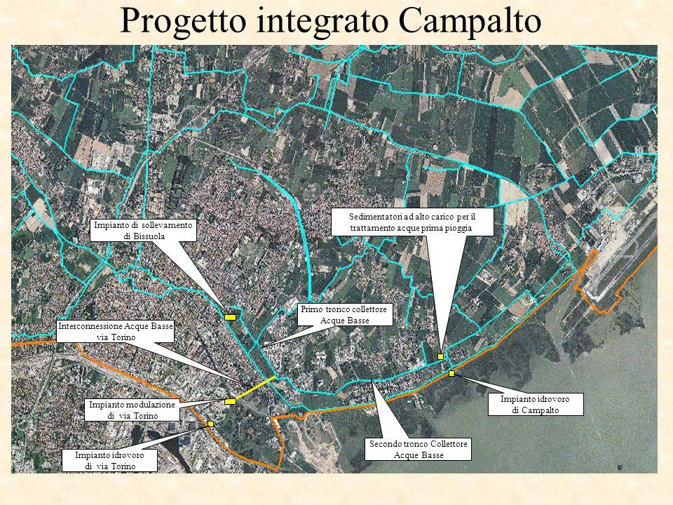 Progetto integrato Campalto