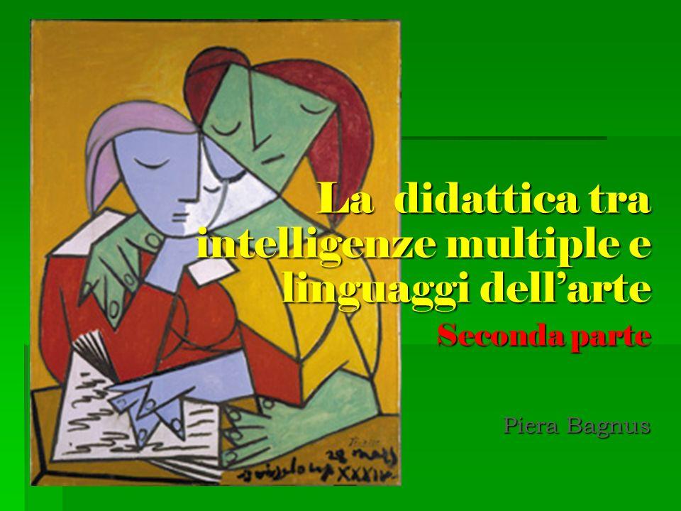 La didattica tra intelligenze multiple e linguaggi dell'arte
