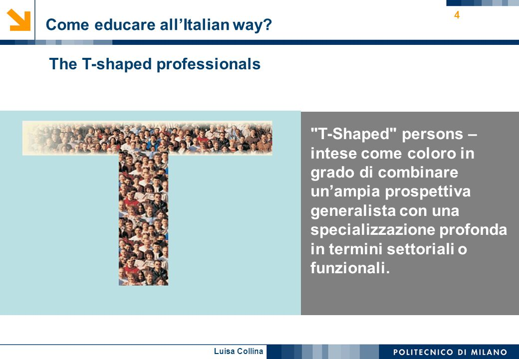 Come educare all'Italian way