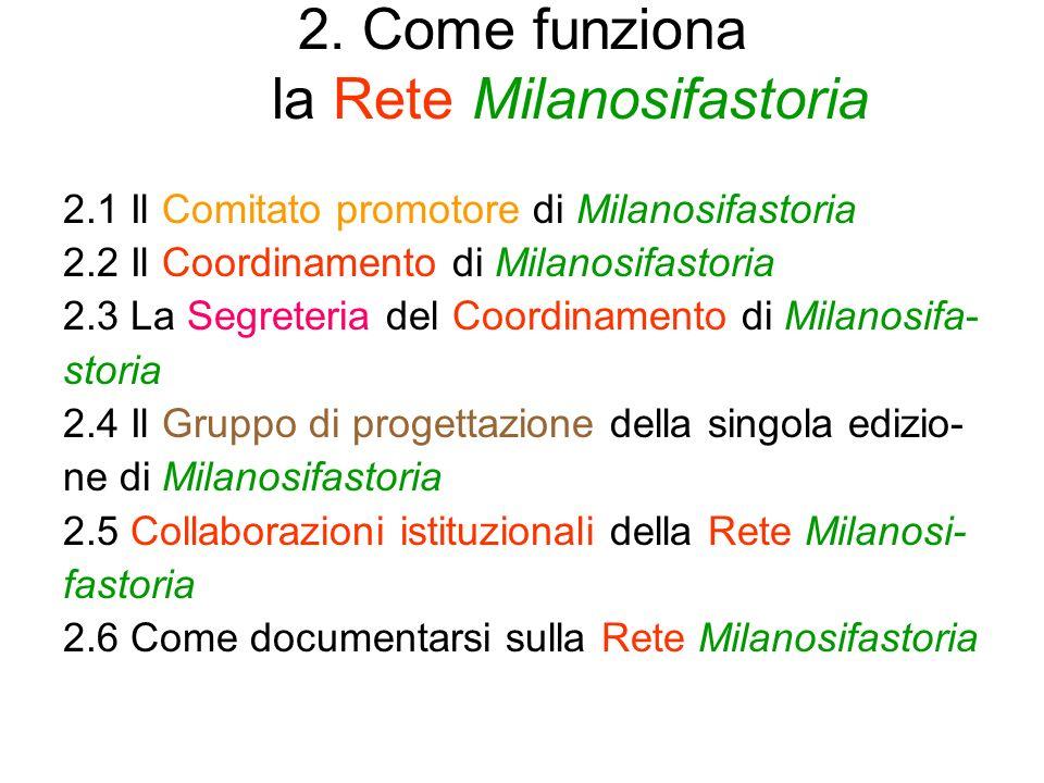 2. Come funziona la Rete Milanosifastoria