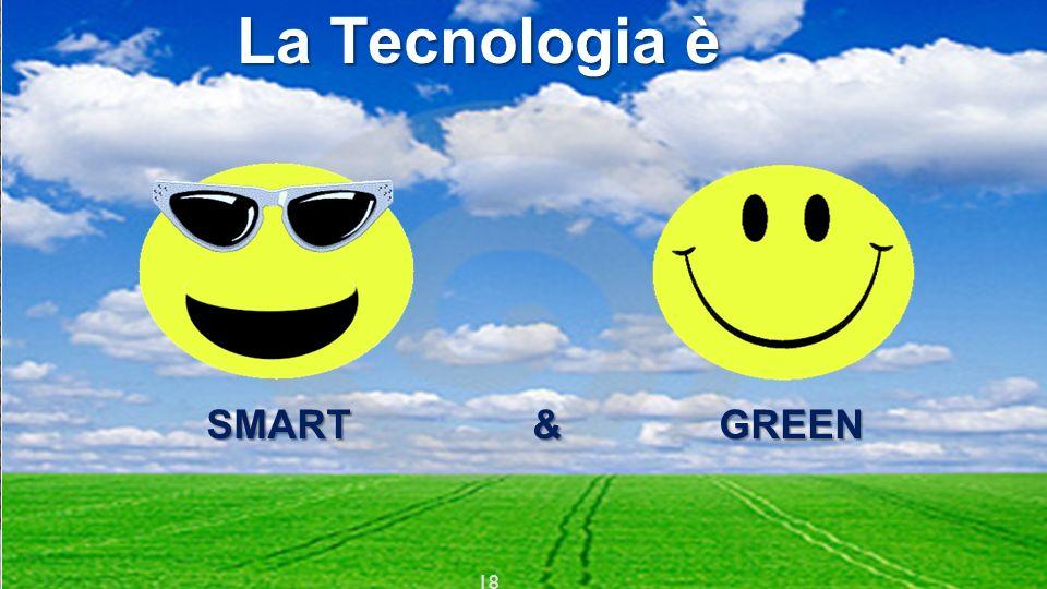 La Tecnologia è SMART & GREEN
