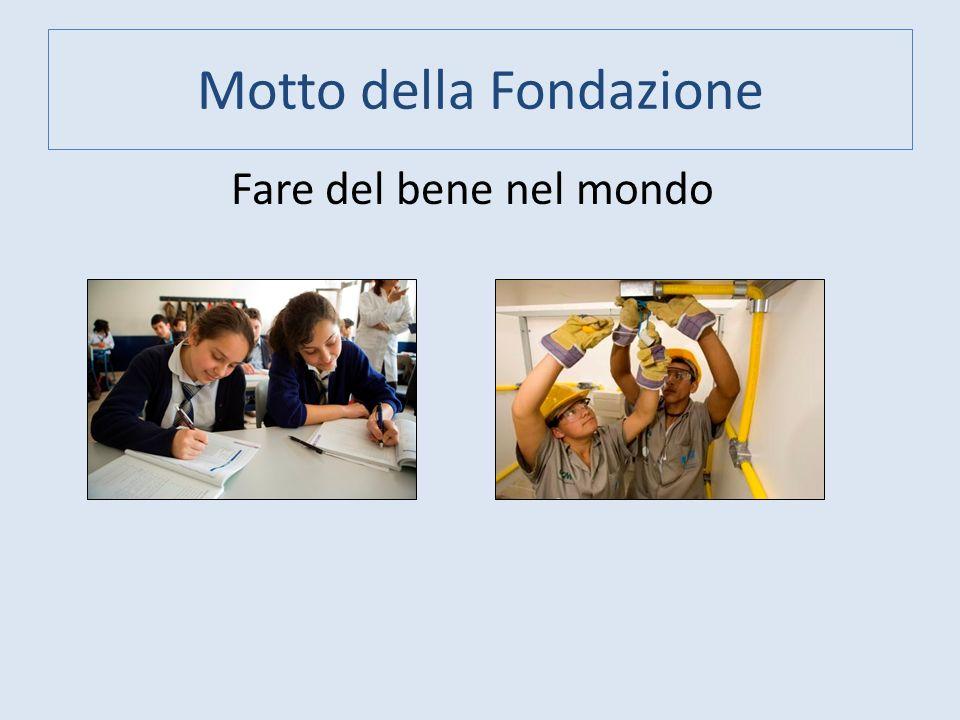 Motto della Fondazione