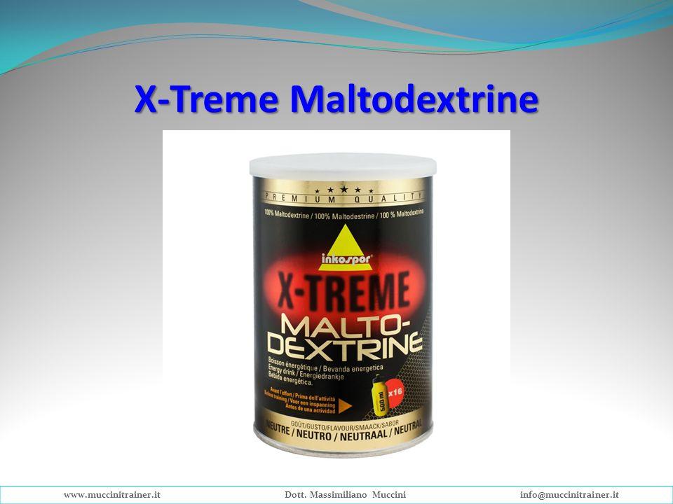X-Treme Maltodextrine