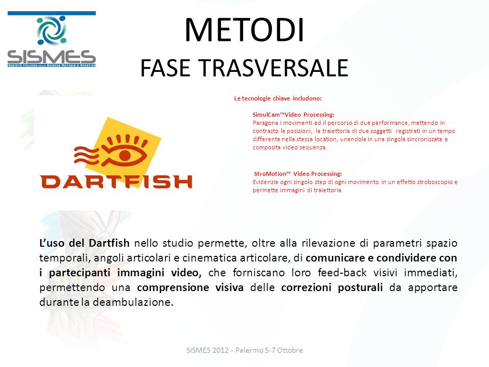 METODI FASE TRASVERSALE