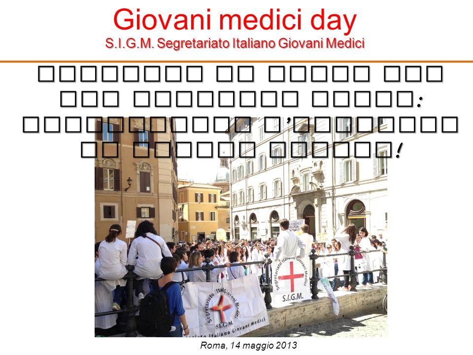 S.I.G.M. Segretariato Italiano Giovani Medici