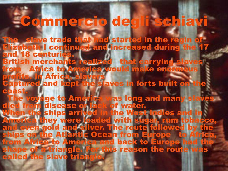 Commercio degli schiavi