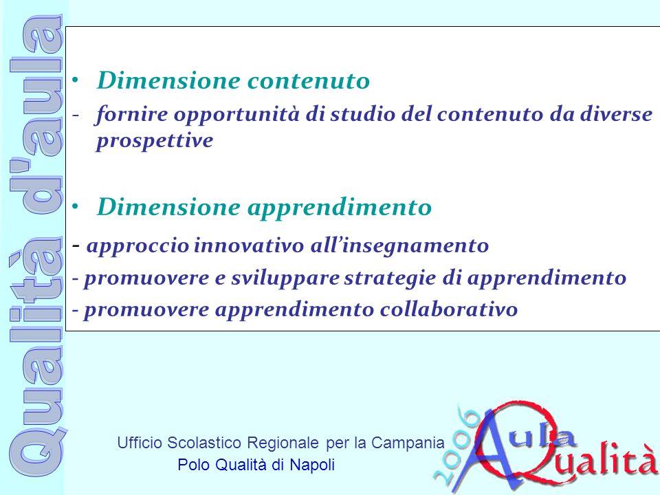 Dimensione apprendimento - approccio innovativo all'insegnamento
