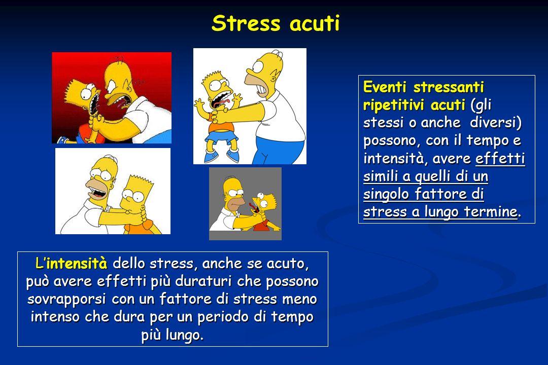 Stress acuti