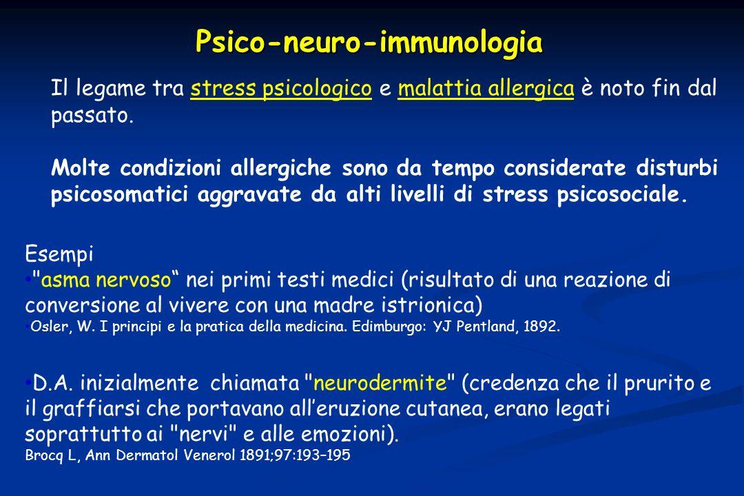 Psico-neuro-immunologia