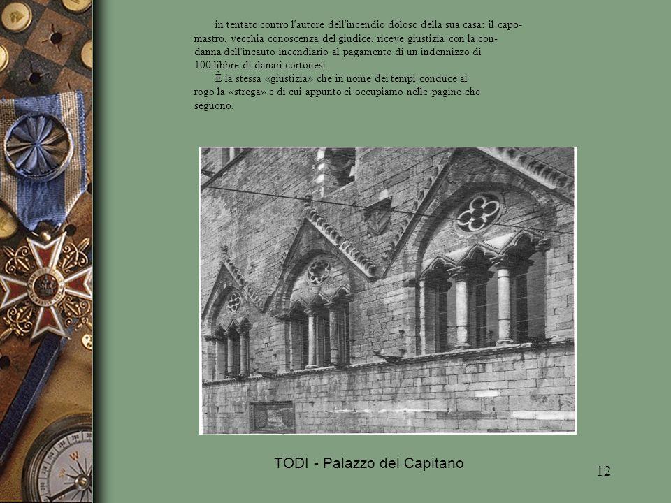 TODI - Palazzo del Capitano 12