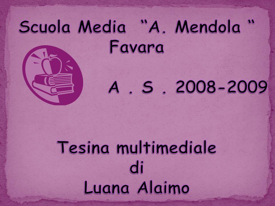 Scuola Media A. Mendola Favara